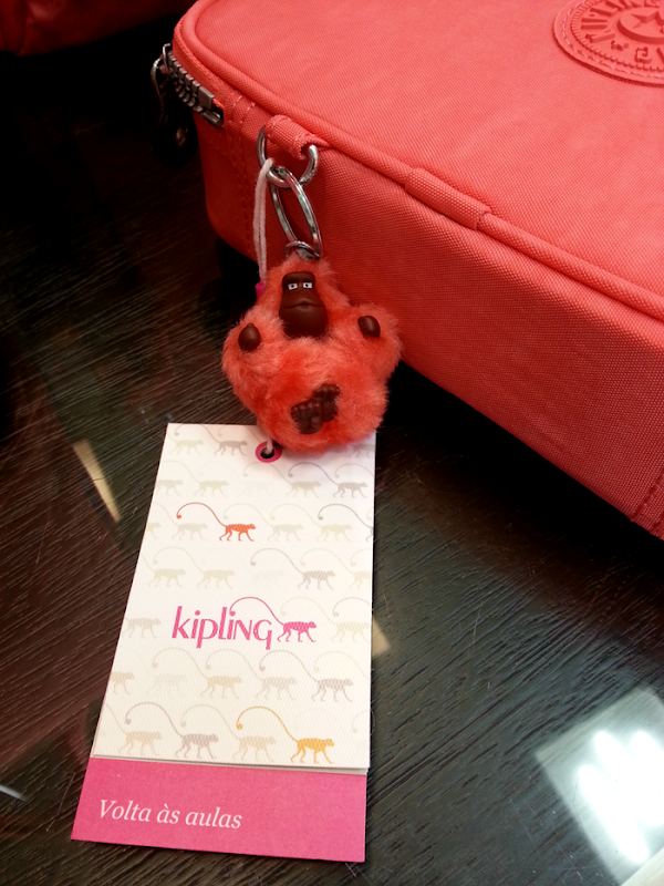 Kipling basic holiday