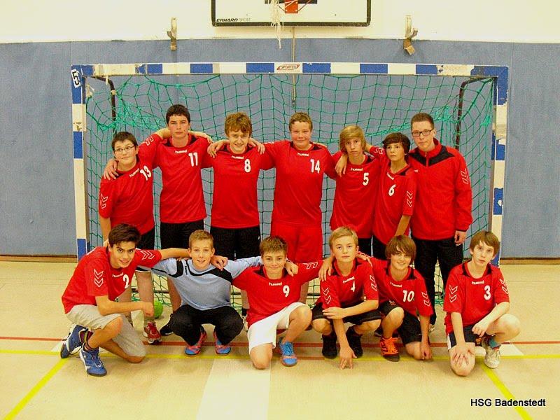 Männliche C-Jugend 2013/2014
