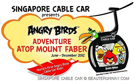 ANGRY BIRDS SINGAPORE CABLE CAR RIDE price adults children MOUNT FABER SENTOSA UNIVERSAL STUDIOS RWS HOTELS WORLD FIRST ADVENTURE GAME activities attractions face mask mocktail limited edition school holiday theme attractions parks