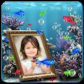 Photo Aquarium Live Wallpaper download
