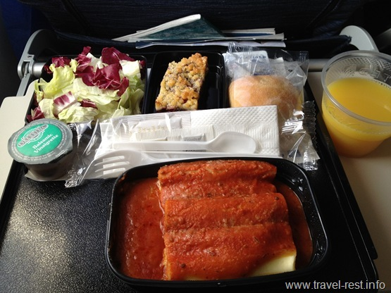 Food on United