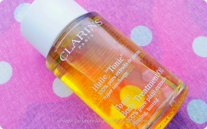Clarins Body Tonic Treatment Oil