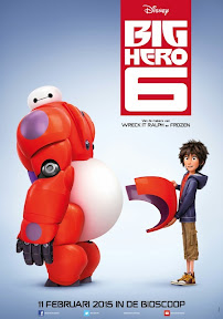 Big Hero 6 3D (NL)