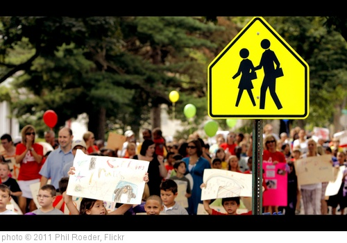 'Back to School' photo (c) 2011, Phil Roeder - license: http://creativecommons.org/licenses/by/2.0/