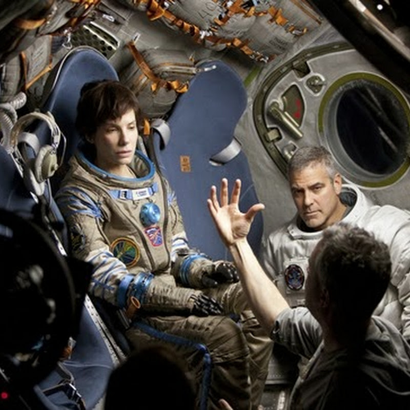 "Alfonso Cuaron Defies Odds to Bring ""Gravity"" to Big Screen"
