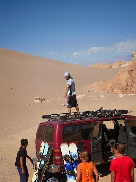 Excursie Atacama, Chile: Valle de la Luna
