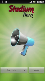 Air Horn New - screenshot thumbnail