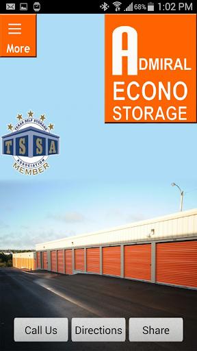 Admiral Econo Storage