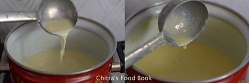 Homemade condensed milk -2