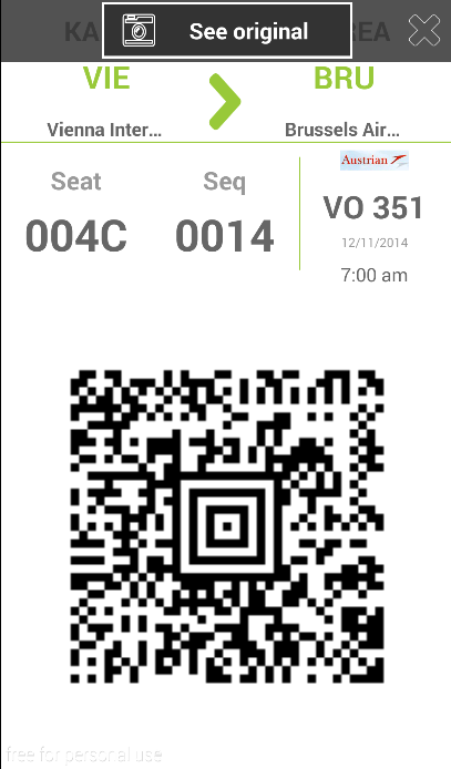 MeeTicket- screenshot