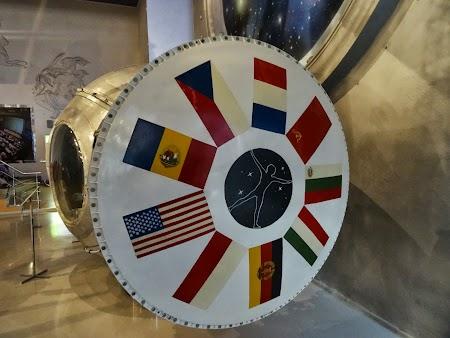 Muzeul Spatiului Moscova: Interkosmos