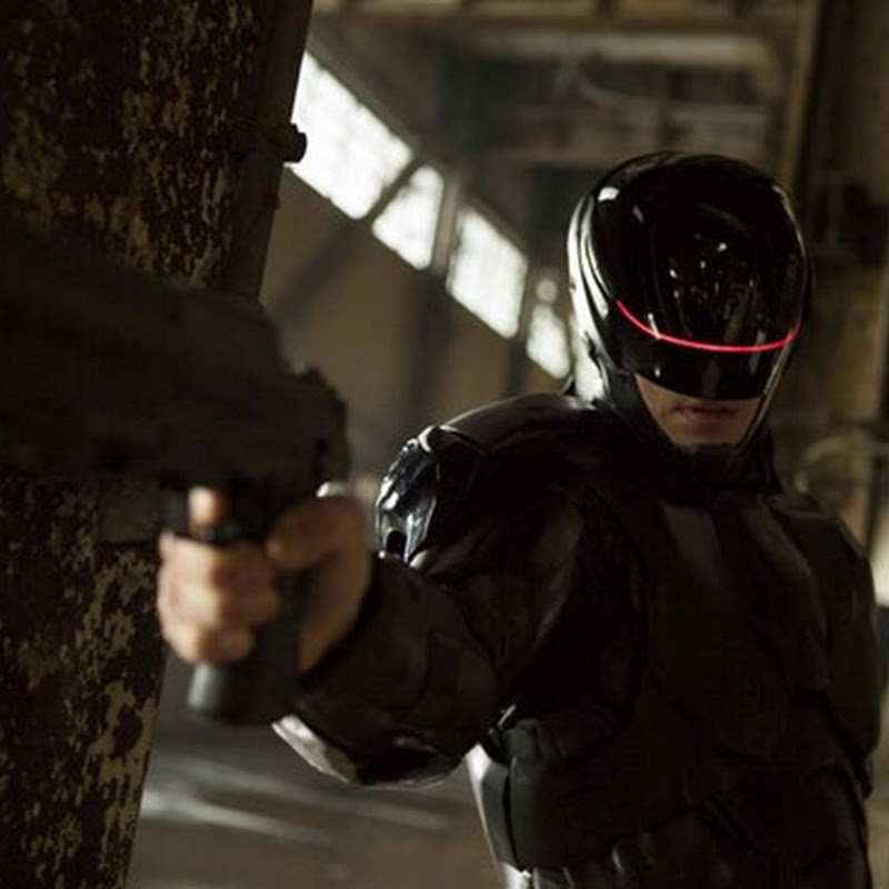 "First-Look: ""RoboCop"" Teaser Trailer"