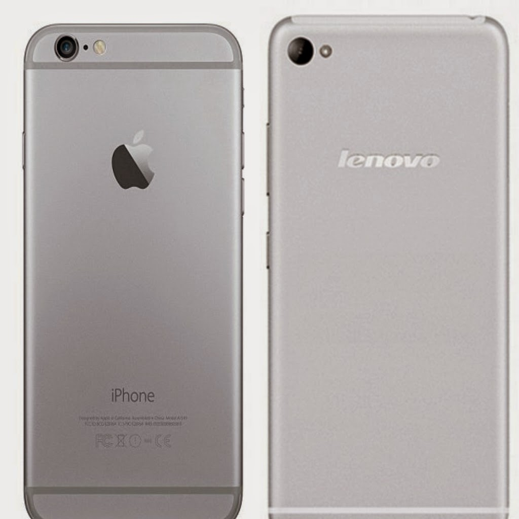 phones that look like iphone lenovo introduces android phone that looks like iphone 6 7826