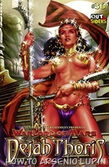 Dejah Thoris 36