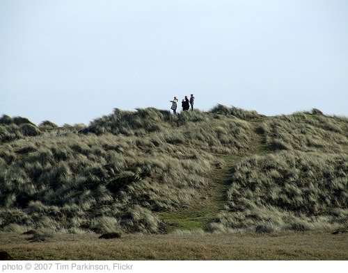 'Rambling folk @ Winterton, Norfolk' photo (c) 2007, Tim Parkinson - license: http://creativecommons.org/licenses/by/2.0/