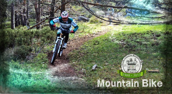 MOUNTAIN BIKE '13