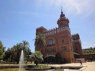Castell dels Tres Dragons au Parc Ciutadella à Barcelone