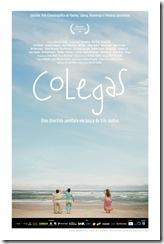 COLEGAS - O Filme (descrição do cartaz no final do post