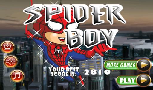 Amazing Spider Boy Free