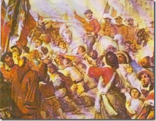 la revolucion burguesa en europa