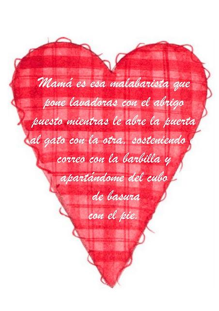 Frases Dia De La Madre En Corazon