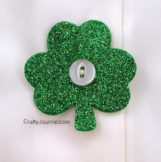 glitter-shamrock-button-covers-05w