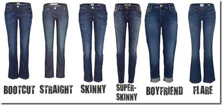 204dcc593223 Τι είναι αυτό το skinny και το bootcut που διαβάζεις στις ετικέτες των τζιν;  άντε πάμε να λύσουμε τις απορίες σου! Τα τζιν παντελόνια χωρίζονται σε ...