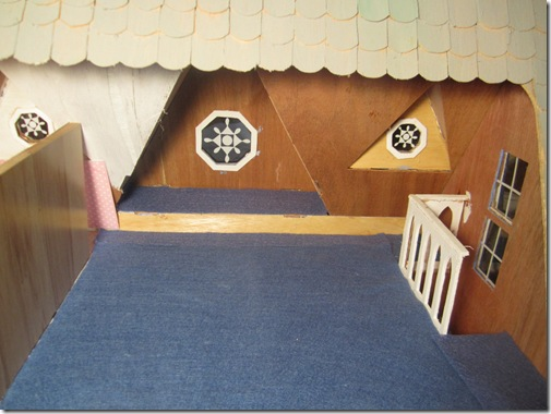 New Bedroom Carpet Dollhouse