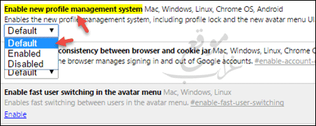Chrome-Profile-Management