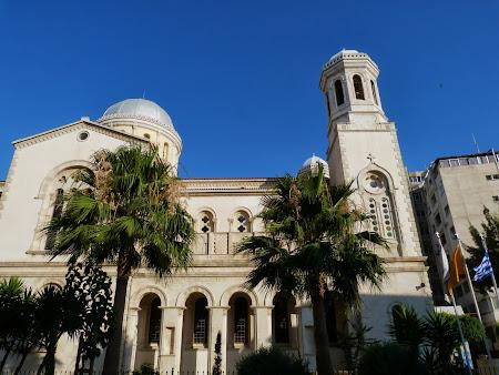 Imagini Cipru: Catedrala ortodoxa din Limassol