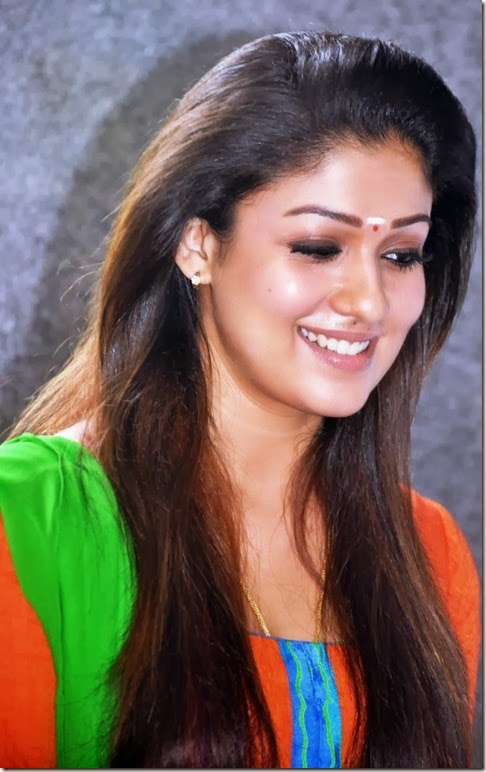 Actress Nayantara Cute Pictures @ Gopichand Movie Launch