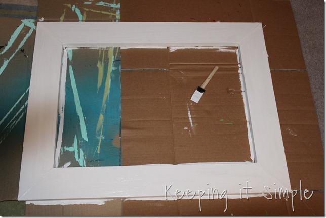 framed map (10)