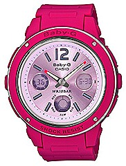 CASIO 2012 Casio Baby-G BGA-150  watches pink black white resin shock water resistance  WATCHES  SPRING SUMMER SEASON Casio G-Factory store authorised dealer