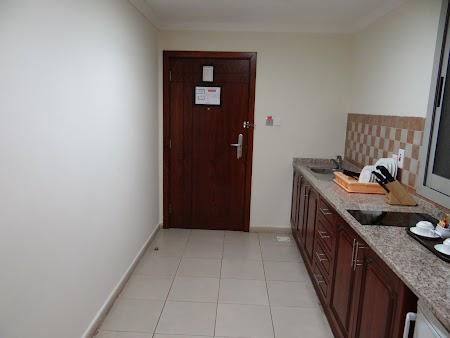 Bucatarie Akas Inn Dubai
