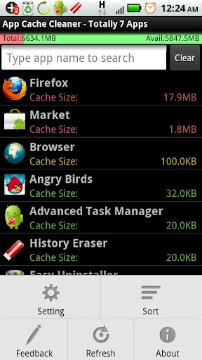 App Cache Cleaner Pro