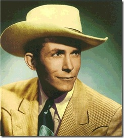 Hank Williams colour