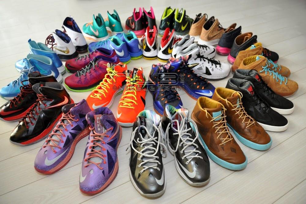 4dcce5ef6bfe25 ... Happy Birthday LeBron Nike LeBron X Appreciation Post