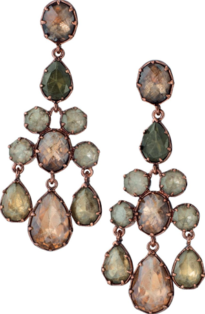 stella estate chandelier earrings