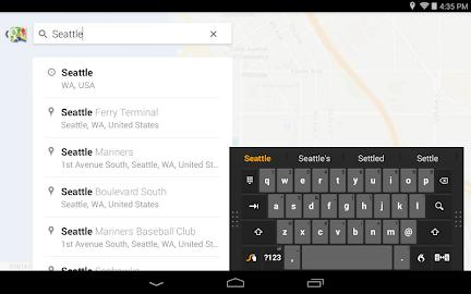 Swype Keyboard Screenshot 8