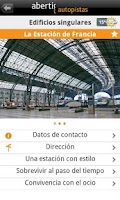 Screenshot of abertis Barcelona