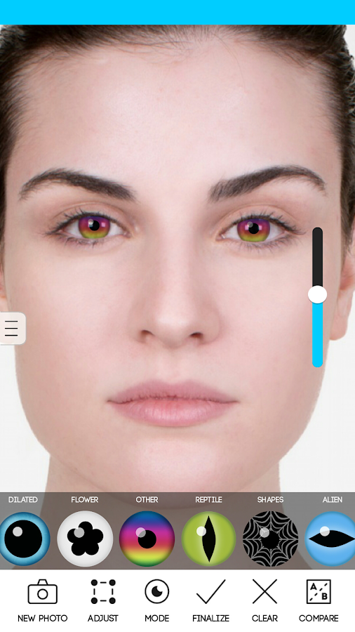 Eye Color Studio Premium Android Apps On Google Play - Hair colour editor download
