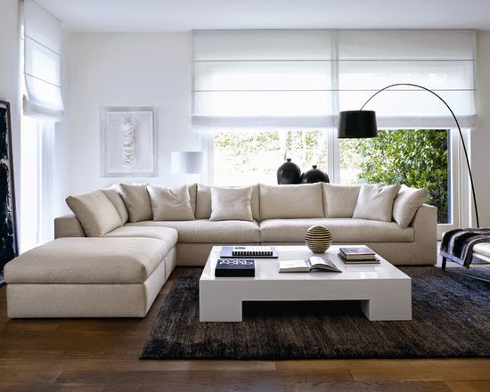 L Shape Sofa Designs Available By Order At Fancy Home Decor