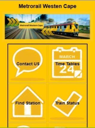Metrorail Western Cape
