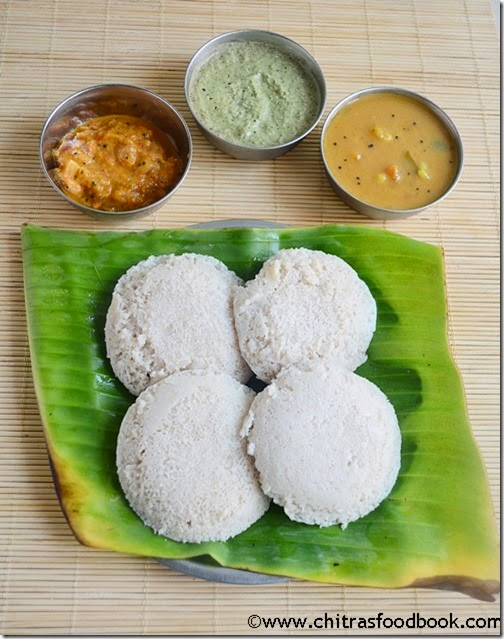 Oats barley idli recipe