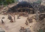 Pueblo Guanche Maqueta de Pueblo