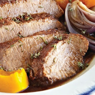 Fall Brisket With Cider and Butternut Squash From 'The Artisan Jewish Deli at Home'.