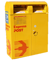 Express POST box