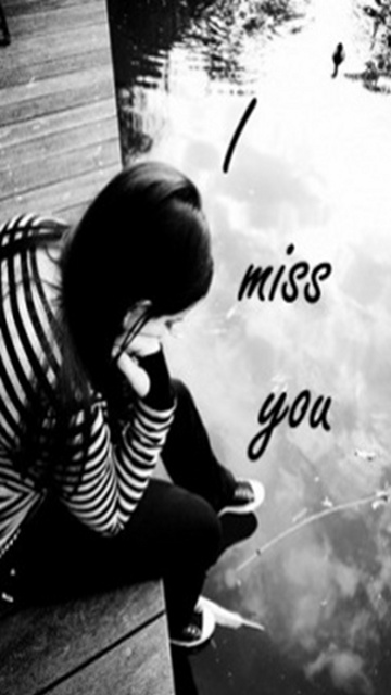 One Day You Will Really Miss Me