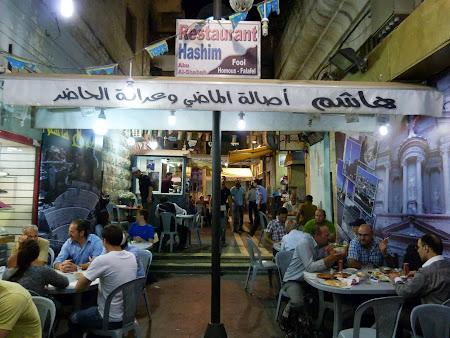 Restaurant Hashem Amman