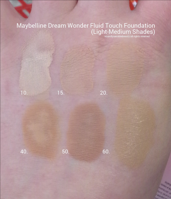 Pure Stay Powder Foundation by Maybelline #4
